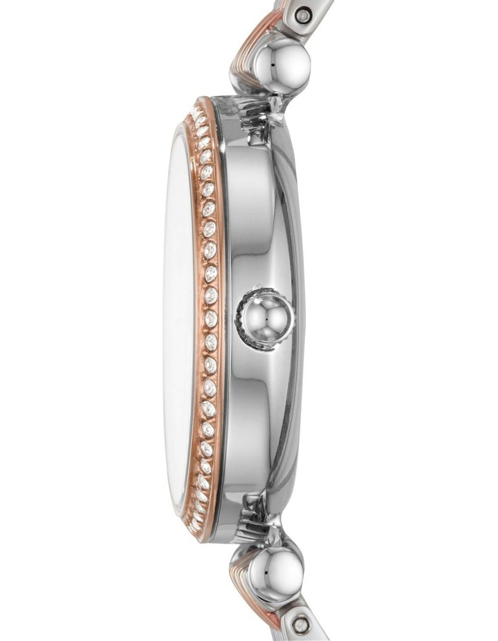 Carlie Two-Tone Analogue Watch ES4649 image 3