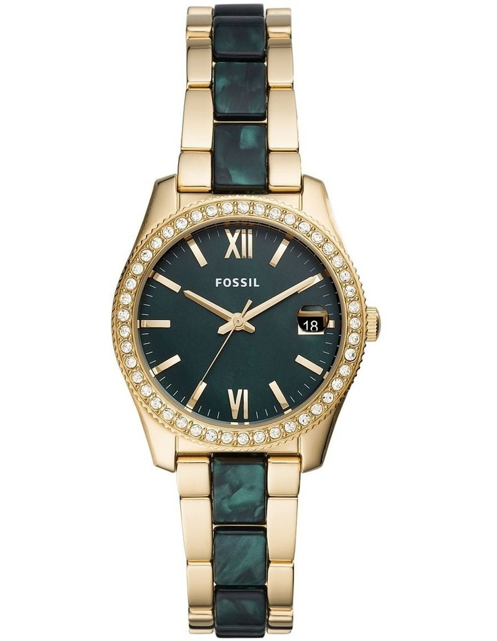 Scarlette Two-Tone Analogue Watch ES4676 image 1