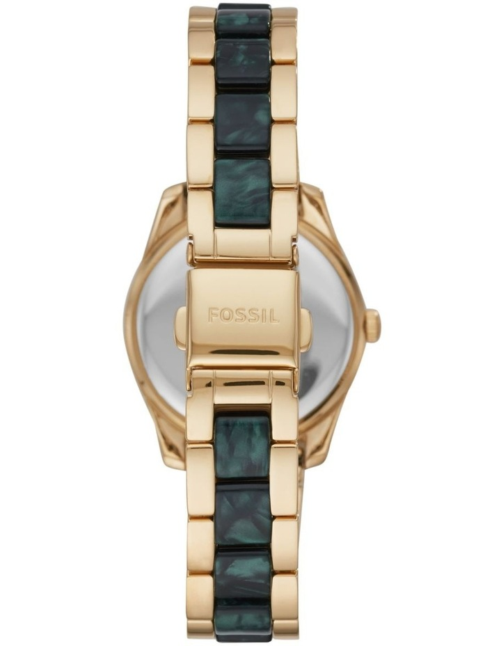 Scarlette Two-Tone Analogue Watch ES4676 image 2
