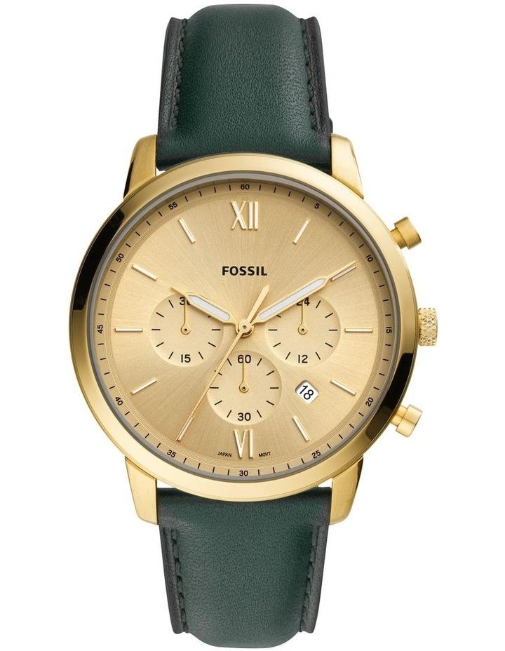 Neutra Green Chronograph Watch FS5580 image 1