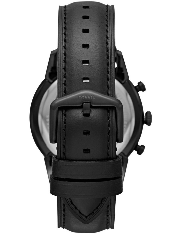 Townsman Black Chronograph Watch FS5585 image 2