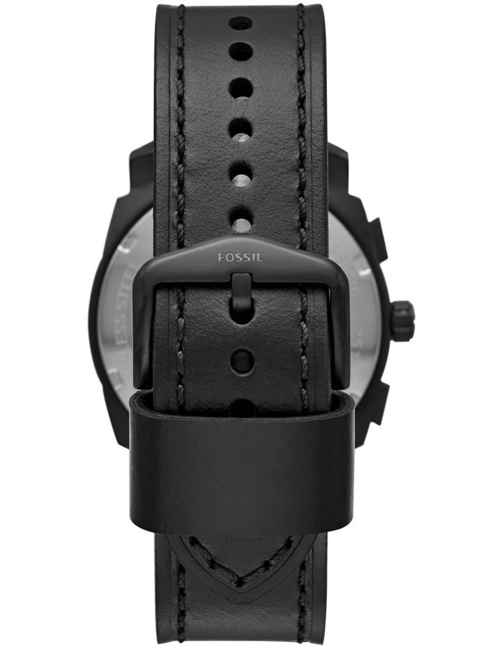 Machine Black Chronograph Watch FS5586 image 2