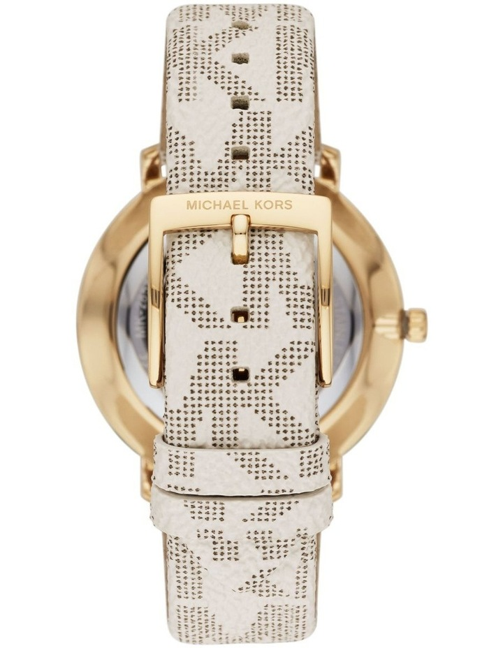 Pyper White Analogue Watch MK2858 image 2