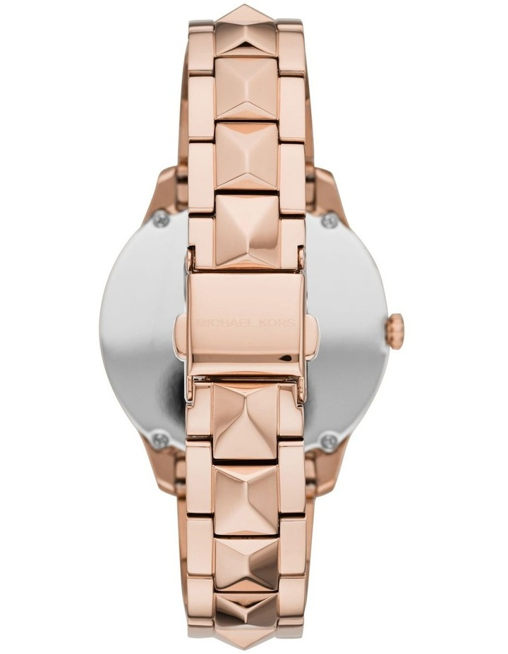 Runway Two-Tone Analogue Watch MK6671 image 2