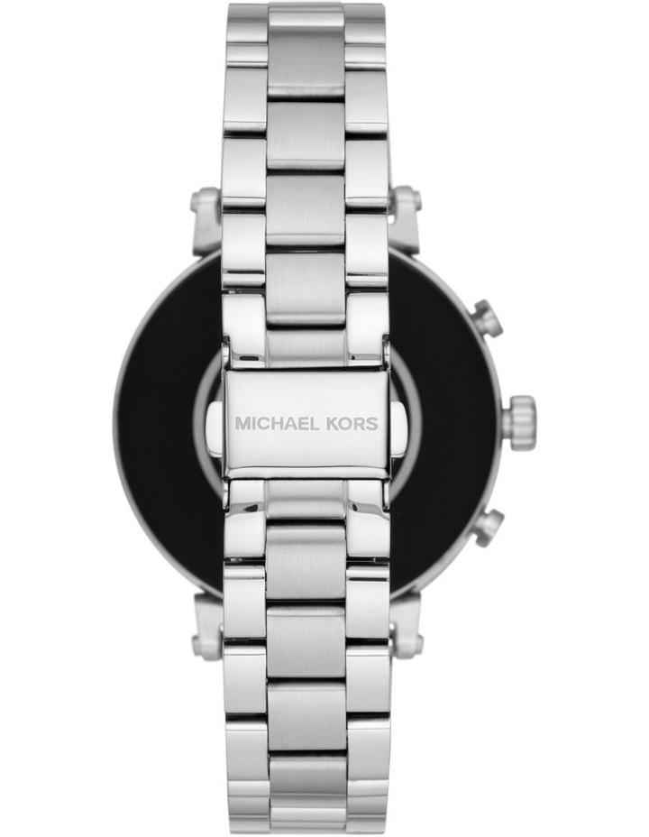 Sofie Silver Display Smartwatch Watch MKT5061 image 2