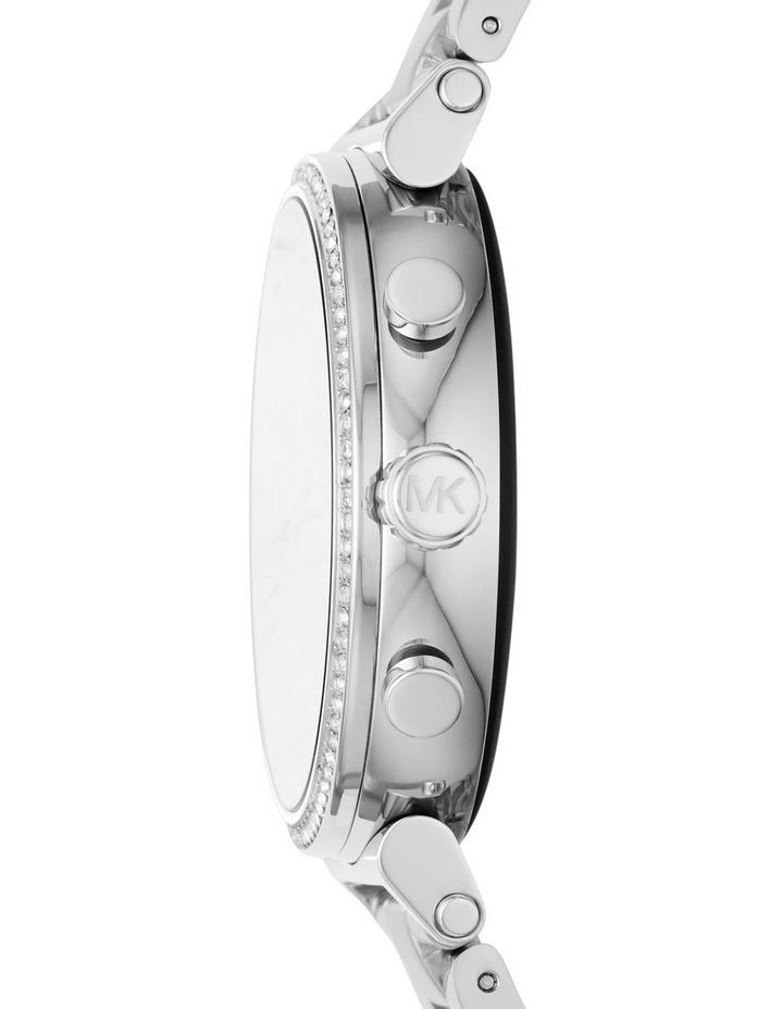 Sofie Silver Display Smartwatch Watch MKT5061 image 3