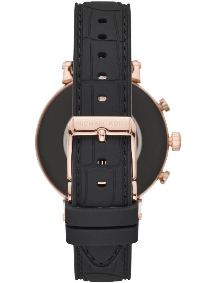Sofie Black Display Smartwatch Watch MKT5069 image 2