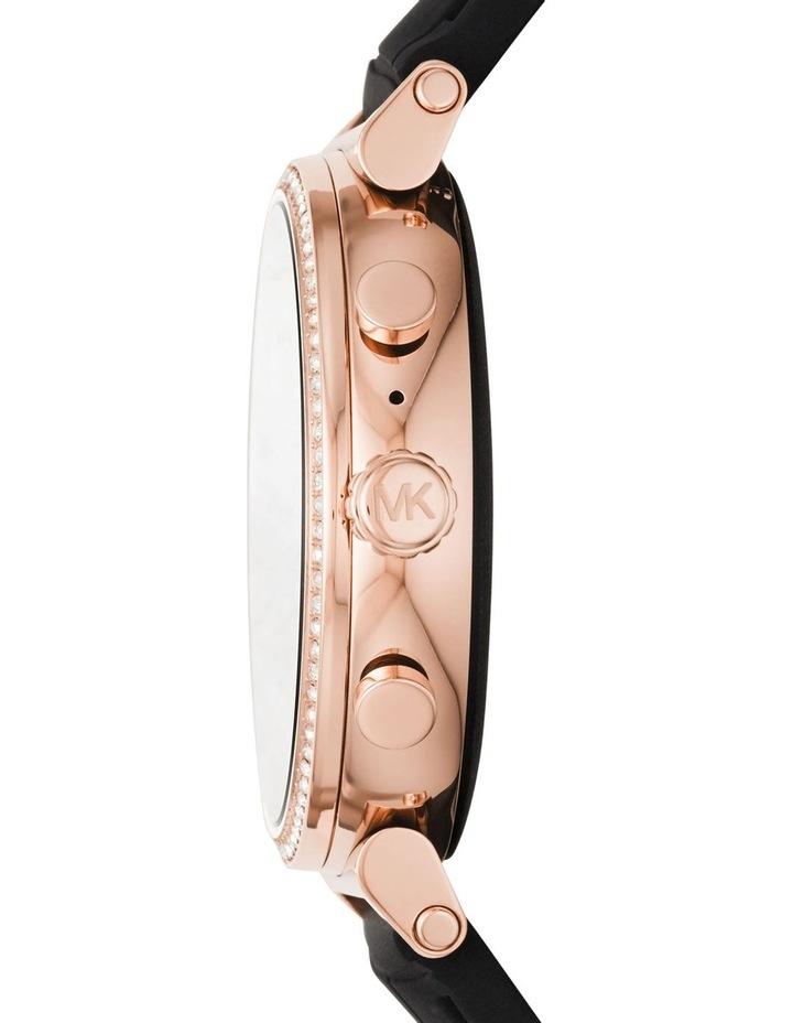 Sofie Black Display Smartwatch Watch MKT5069 image 3