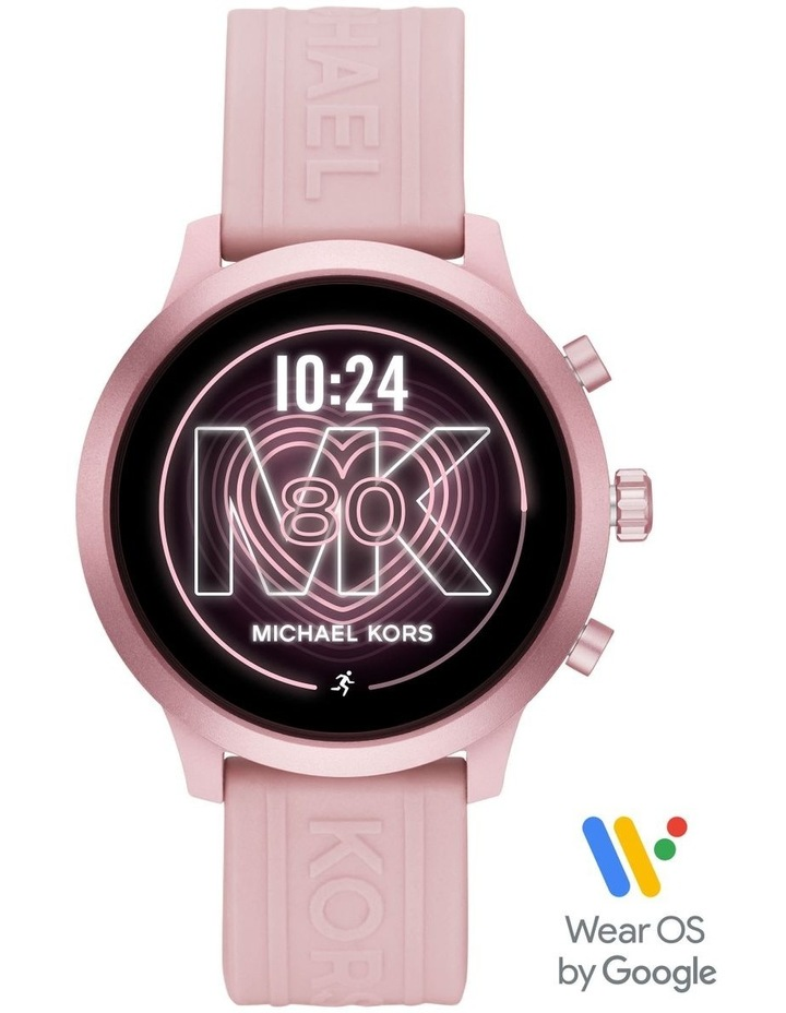 MKGO Blush Display Smartwatch Watch MKT5070 image 1