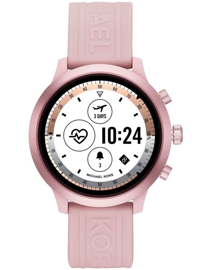MKGO Blush Display Smartwatch Watch MKT5070 image 4