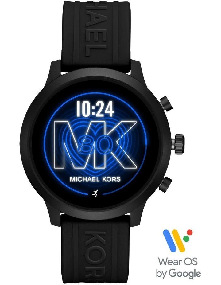 MKGO Black Display Smartwatch Watch MKT5072 image 1
