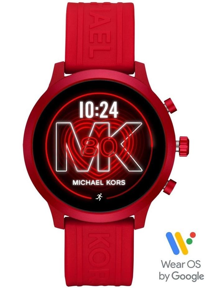 MKGO Red Display Smartwatch Watch MKT5073 image 1