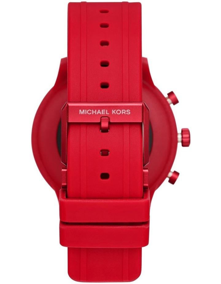 MKGO Red Display Smartwatch Watch MKT5073 image 2