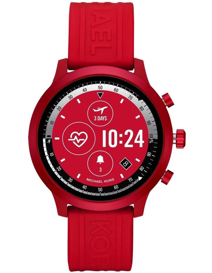 MKGO Red Display Smartwatch Watch MKT5073 image 4