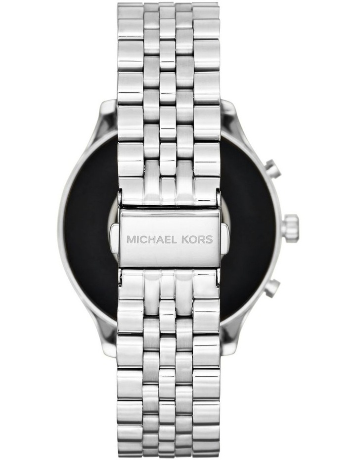 Gen 5 Lexington Silver Display Smartwatch Watch MKT5077 image 2