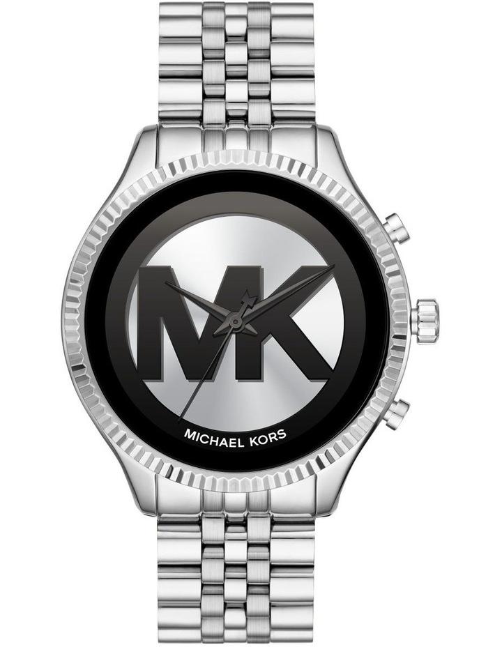 Gen 5 Lexington Silver Display Smartwatch Watch MKT5077 image 4