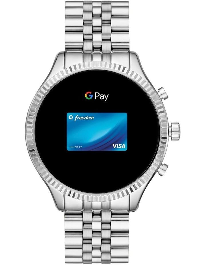 Gen 5 Lexington Silver Display Smartwatch Watch MKT5077 image 5