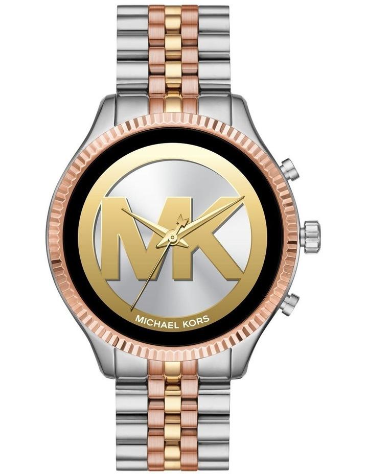 Gen 5 Lexington Tri-Tone Display Smartwatch Watch MKT5080 image 4