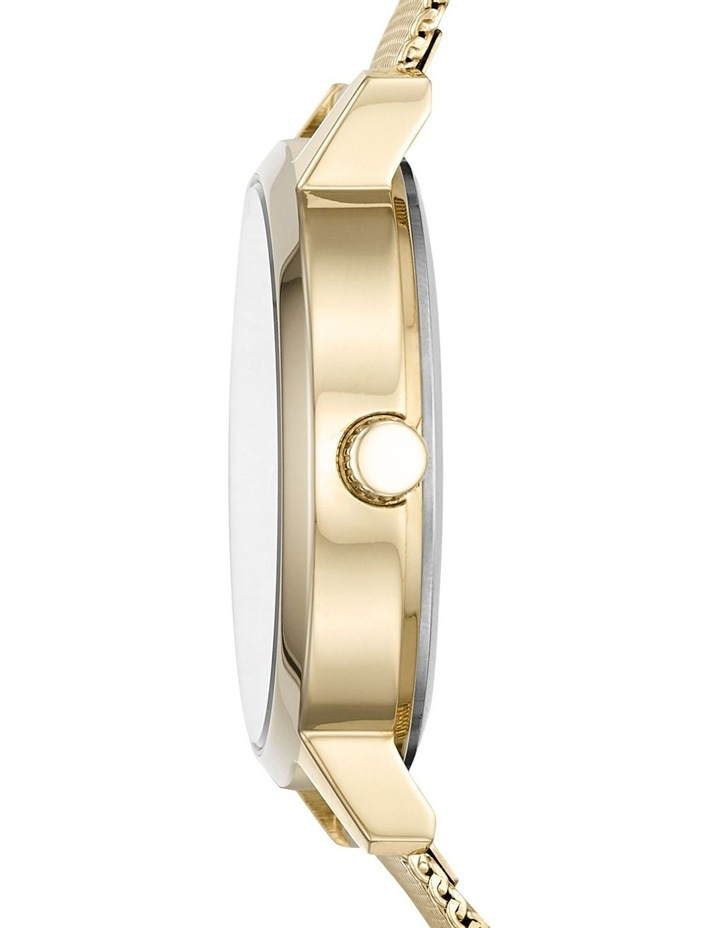 The Modernist Gold-Tone Analogue Watch NY2816 image 2