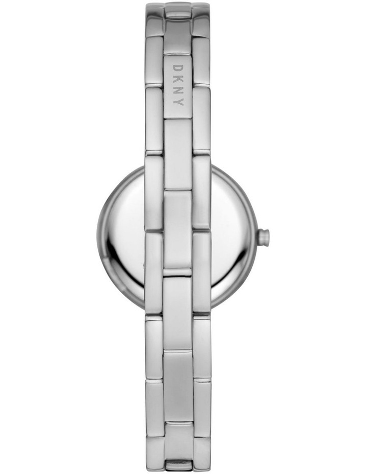 City Link Silver Analogue Watch NY2824 image 2
