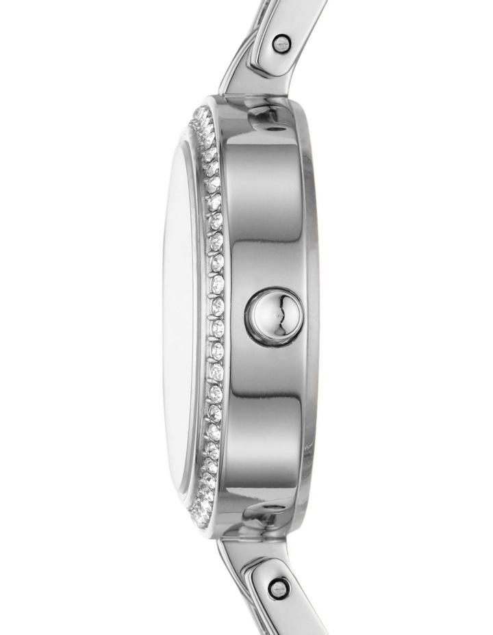 City Link Silver Analogue Watch NY2824 image 3
