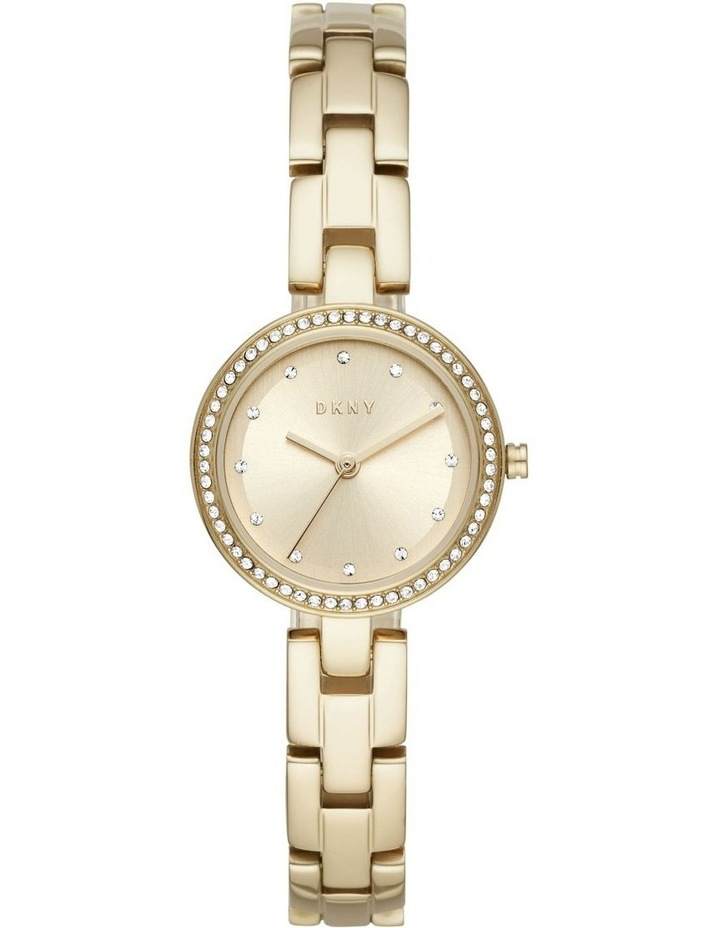 City Link Gold-Tone Analogue Watch NY2825 image 1