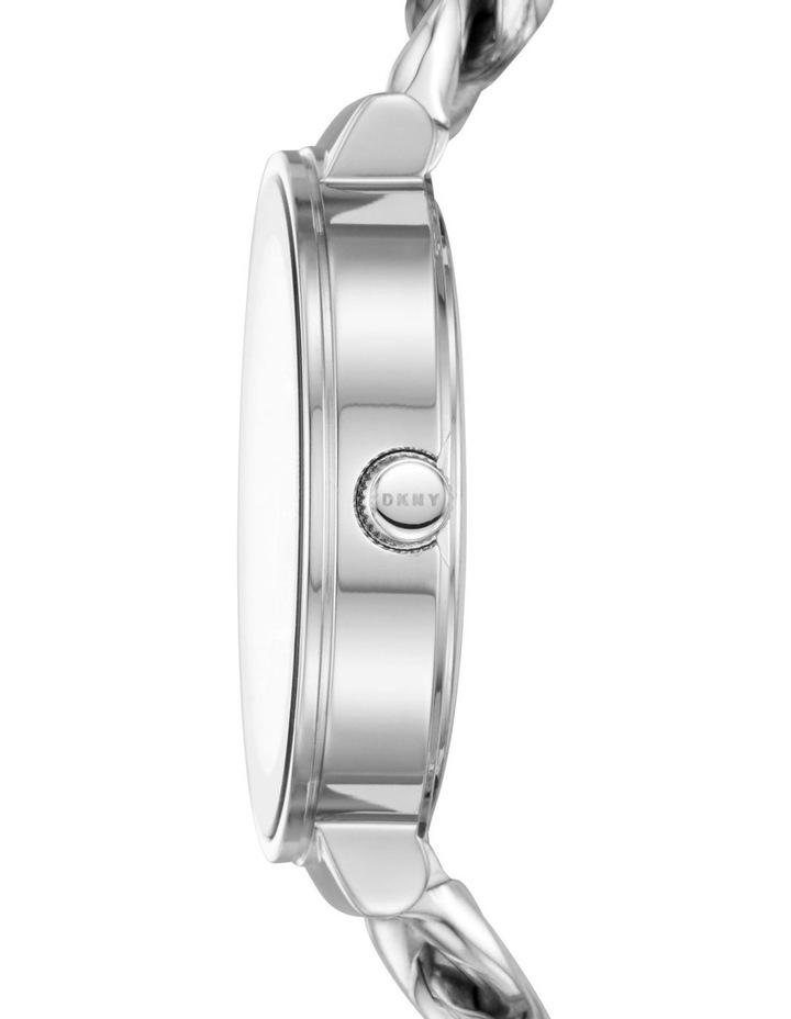 Astoria Silver Analogue Watch NY2836 image 3