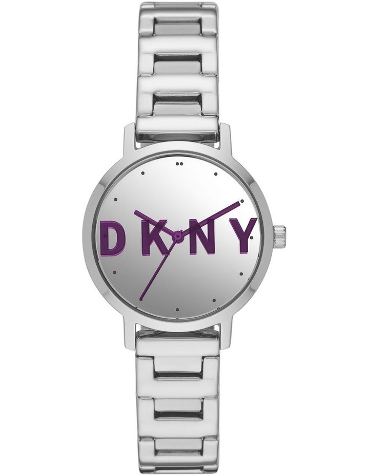 The Modernist Silver Analogue Watch NY2838 image 1