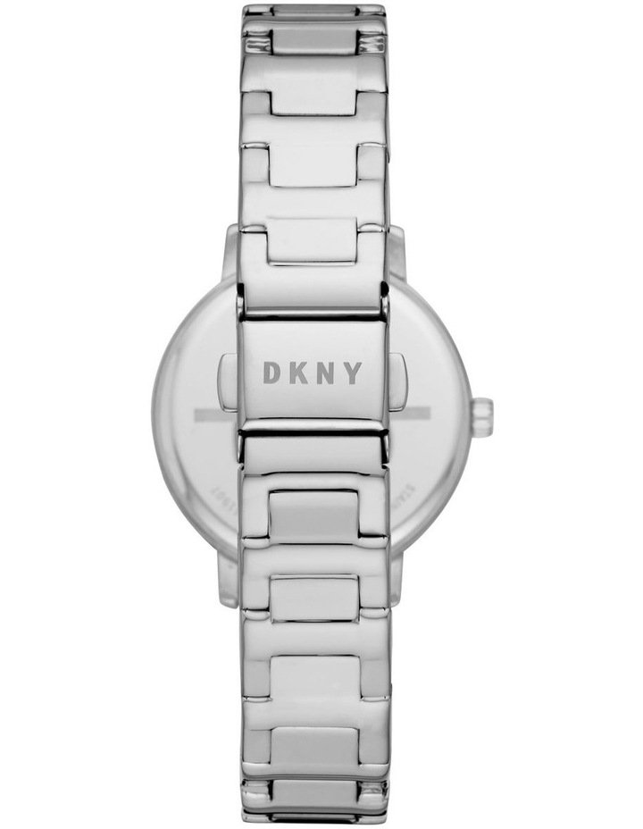 The Modernist Silver Analogue Watch NY2838 image 2