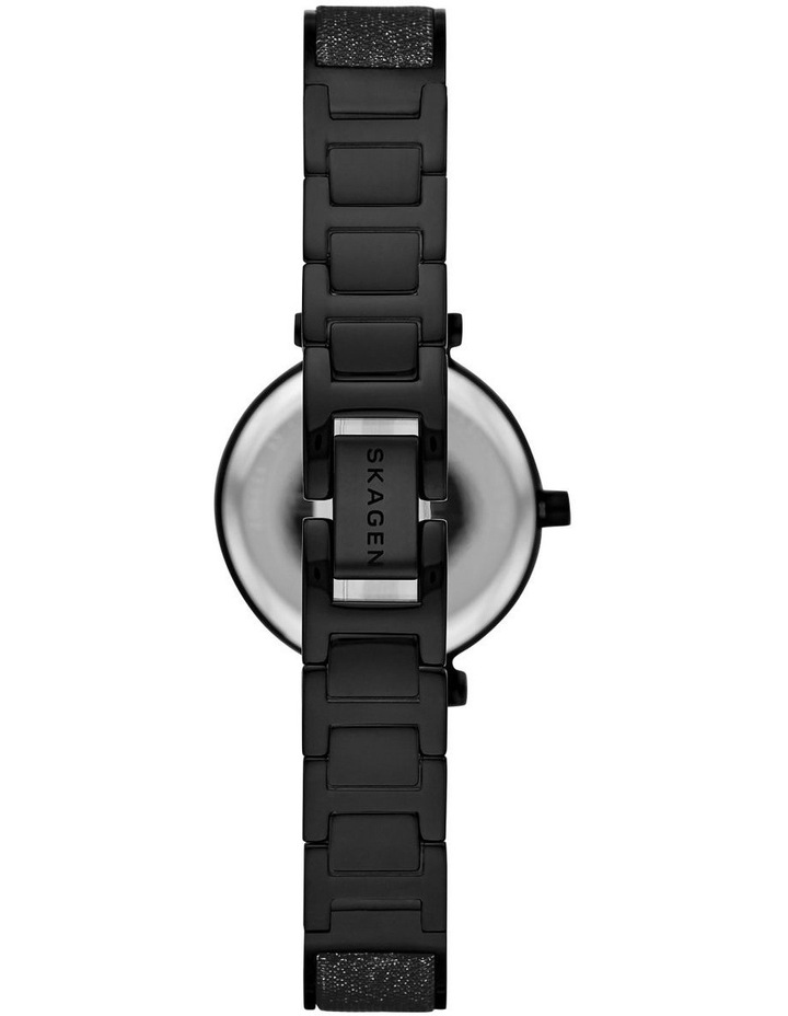 Annelie Black Analogue Watch SKW2792 image 2