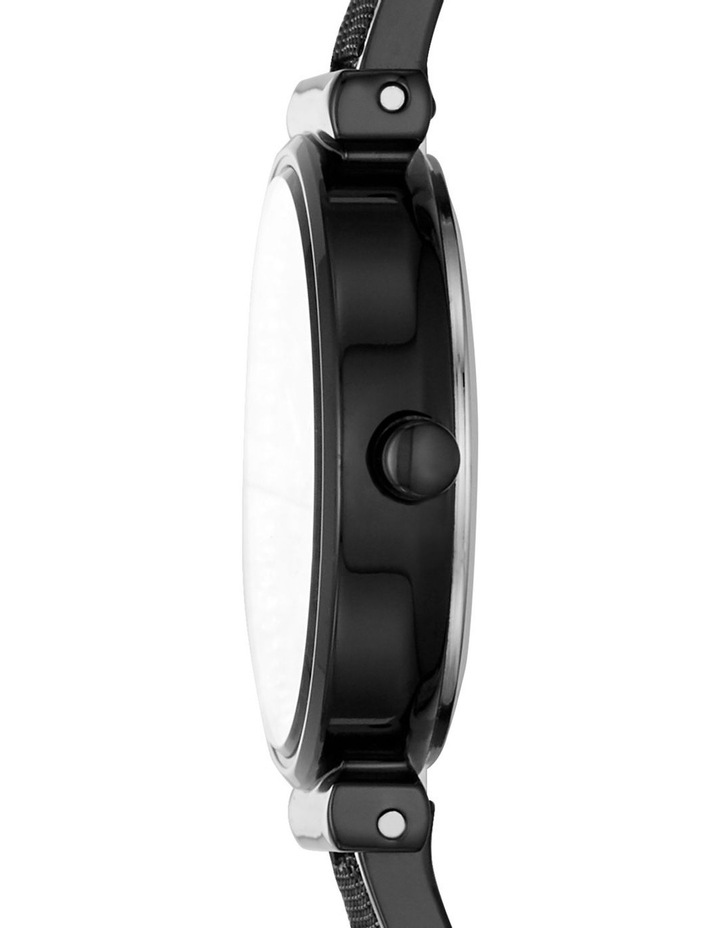 Annelie Black Analogue Watch SKW2792 image 3