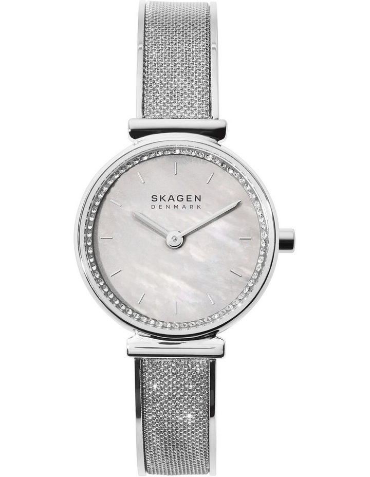 Annelie Silver Analogue Watch SKW2793 image 1