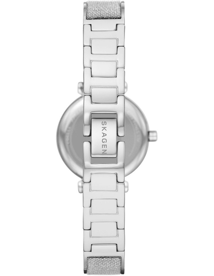 Annelie Silver Analogue Watch SKW2793 image 2