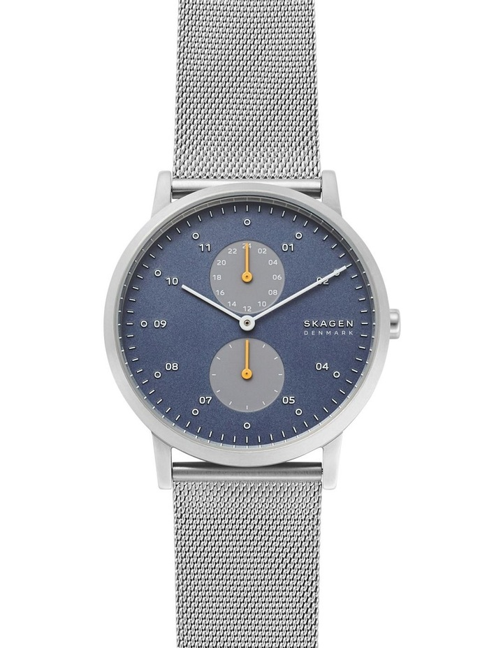 Kristoffer Silver Analogue Watch SKW6525 image 1