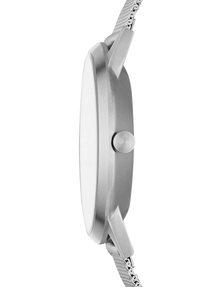 Kristoffer Silver Analogue Watch SKW6525 image 2