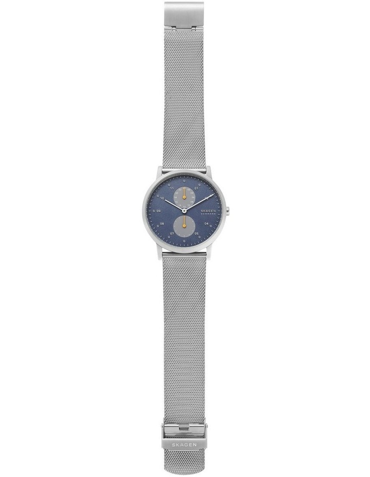 Kristoffer Silver Analogue Watch SKW6525 image 3