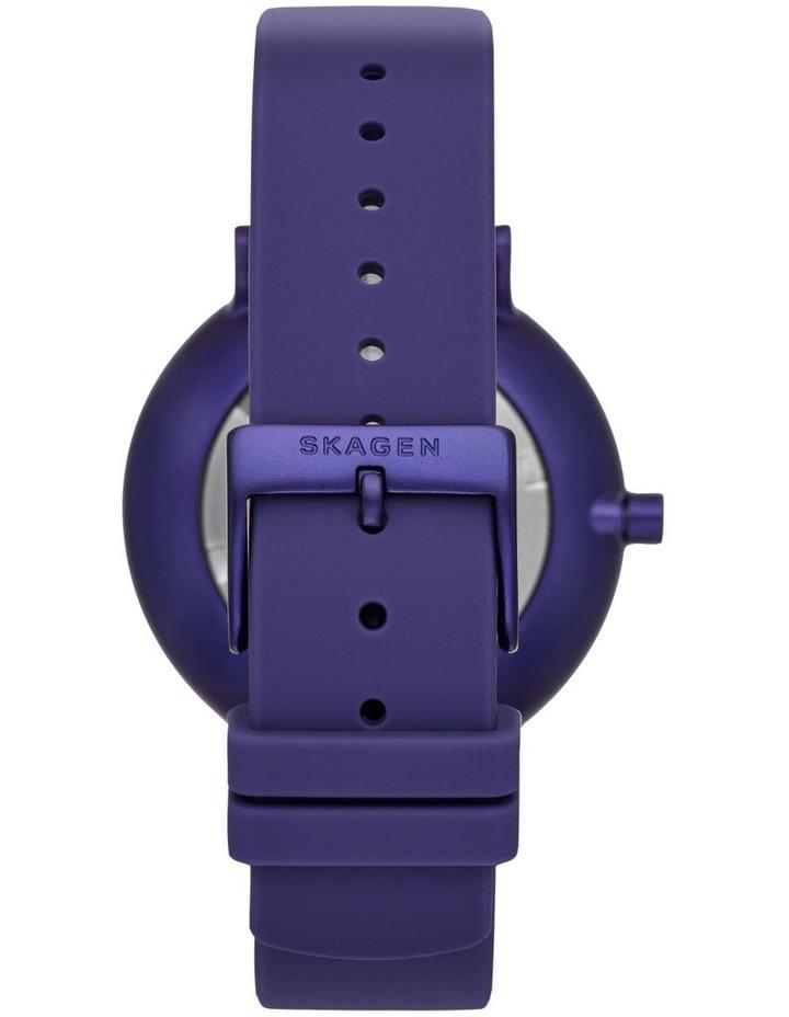 Aaren Kulor Purple Analogue Watch SKW6542 image 2