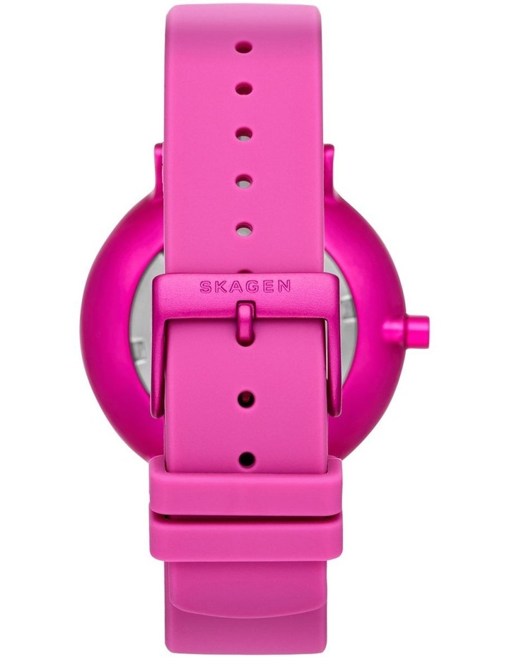 Aaren Kulor Pink Analogue Watch SKW6543 image 2