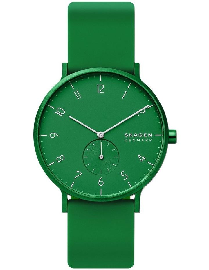 Aaren Kulor Green Analogue Watch SKW6545 image 1