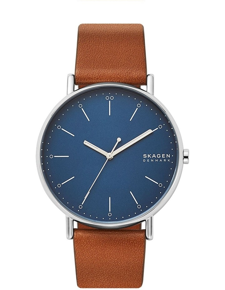 Signatur Brown Analogue Watch SKW6551 image 1