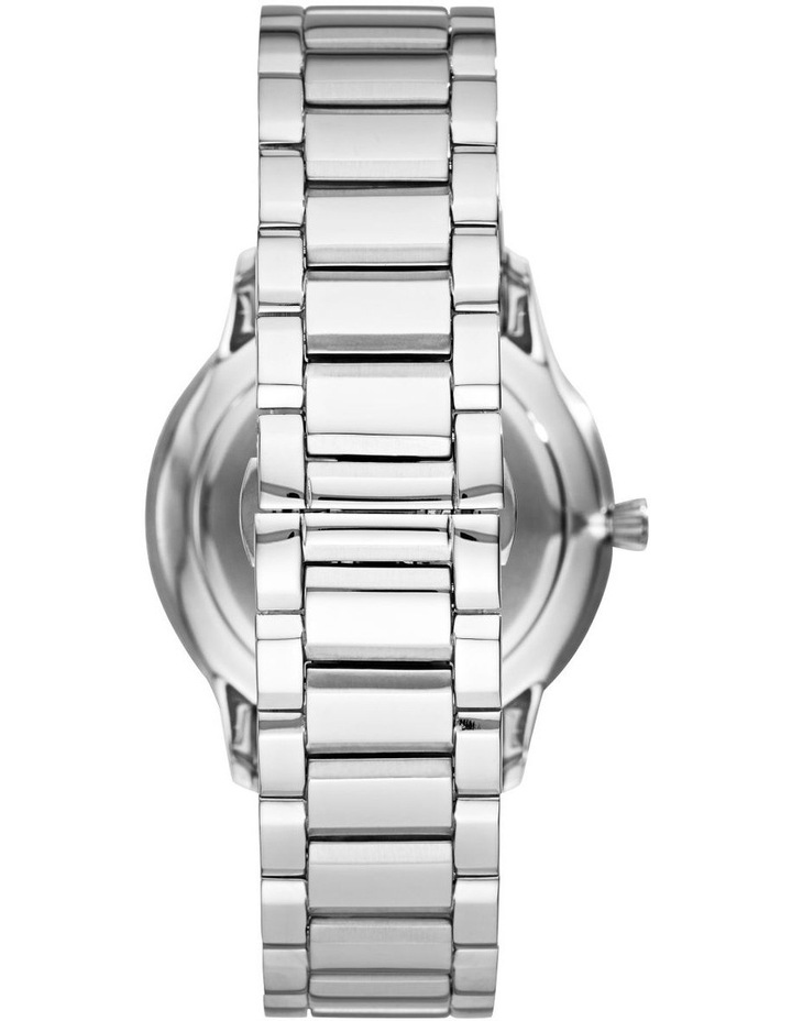 Silver Analogue Watch AR11227 image 2