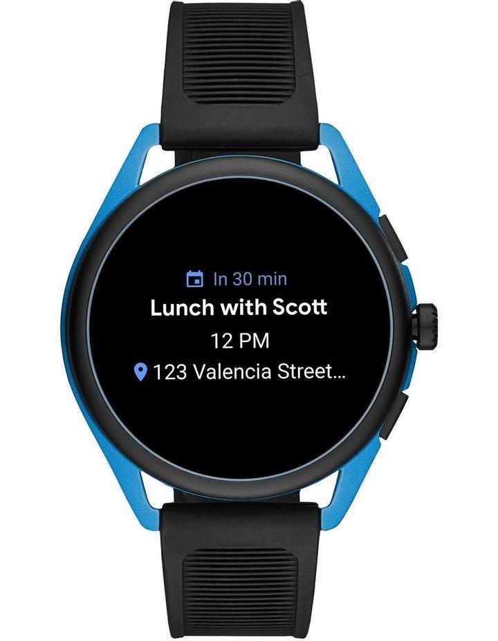 Gen 5 Black & Blue Display Smartwatch ART5024 image 4