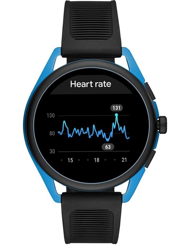Gen 5 Black & Blue Display Smartwatch ART5024 image 5