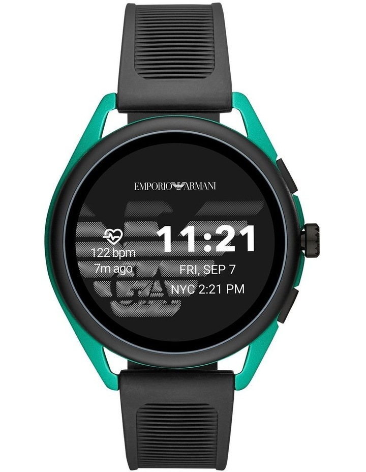 Gen 5 Black & Green Display Smartwatch ART5023 image 1