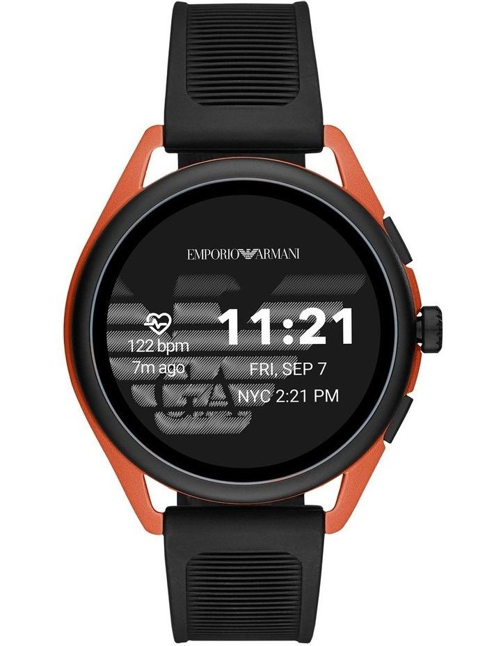 Gen 5 Black & Orange Display Smartwatch ART5025 image 1