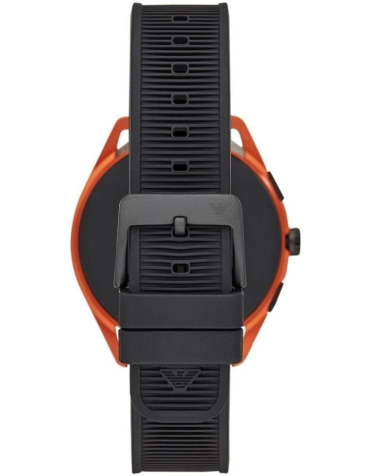 Gen 5 Black & Orange Display Smartwatch ART5025 image 2