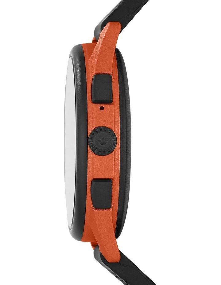 Gen 5 Black & Orange Display Smartwatch ART5025 image 3