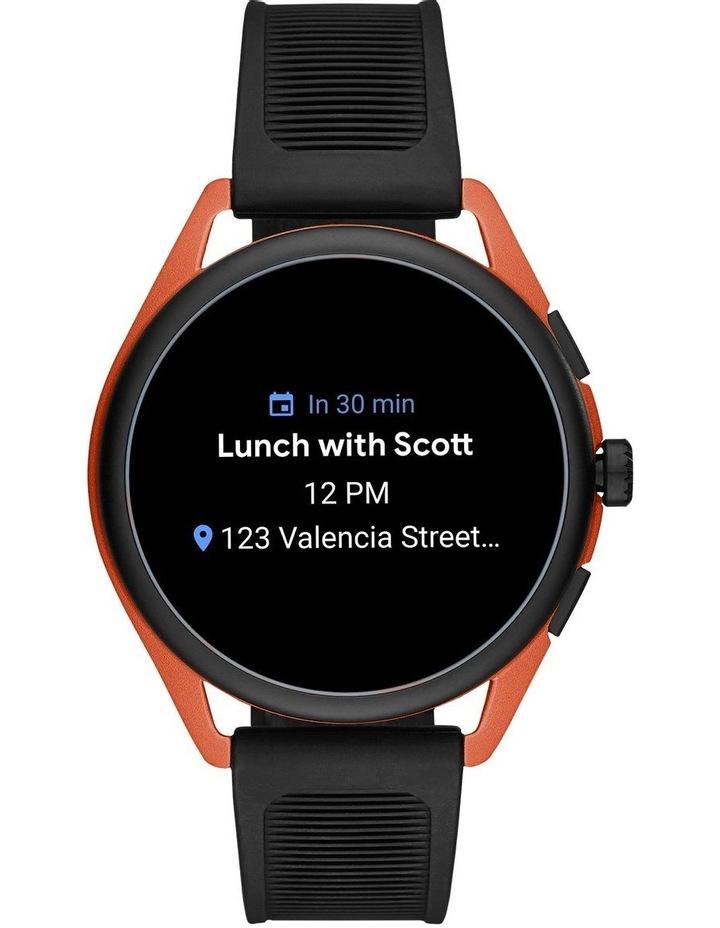 Gen 5 Black & Orange Display Smartwatch ART5025 image 4