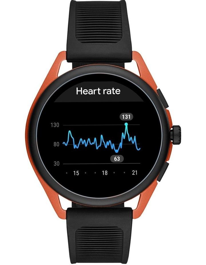Gen 5 Black & Orange Display Smartwatch ART5025 image 5