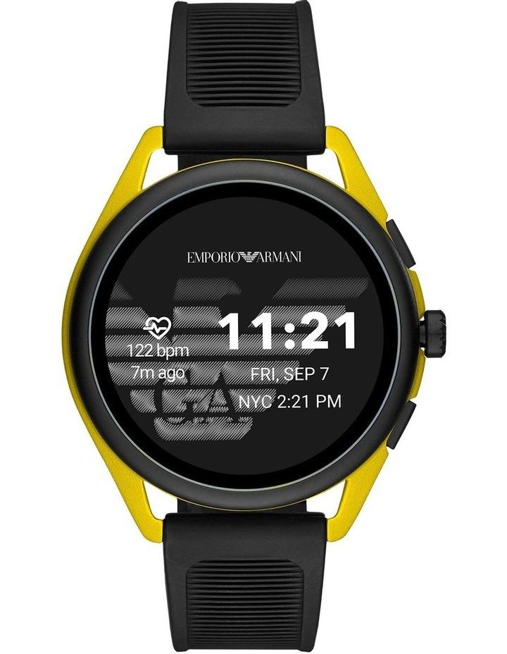 Gen 5 Black & Yellow Display Smartwatch ART5022 image 1